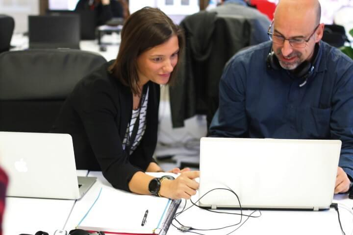 Reporting de ventas en el coaching comercial