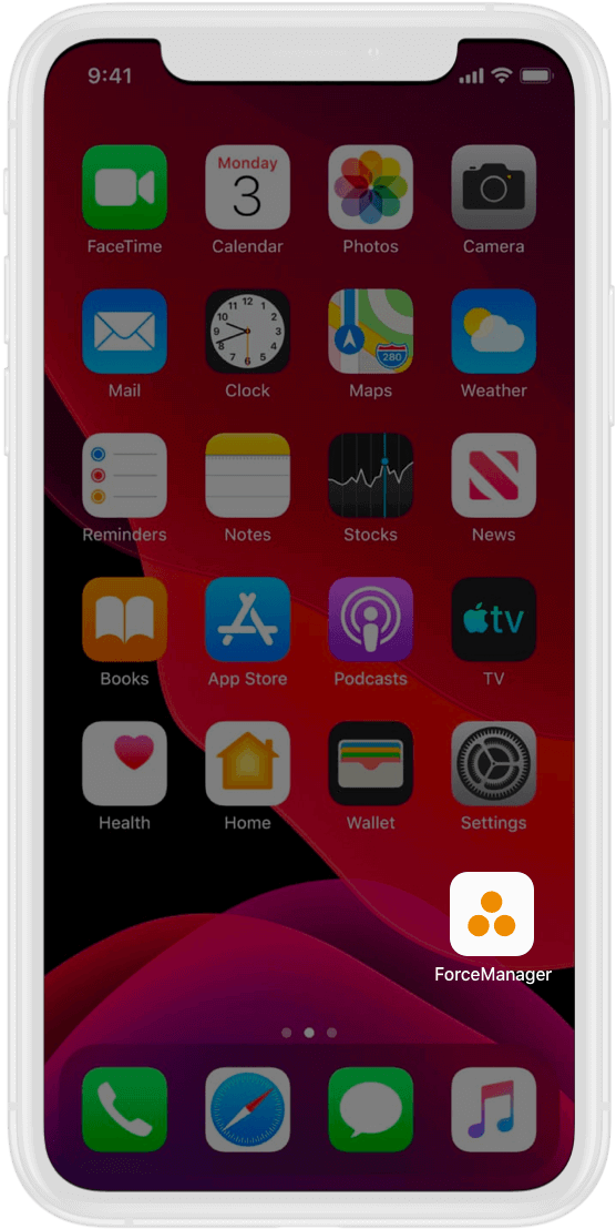 Dana iOS 13