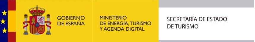 Gobierno de España - Ministerio de Energía, Turismo y Agenda Digital